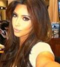 Kim Kardashian - selfie