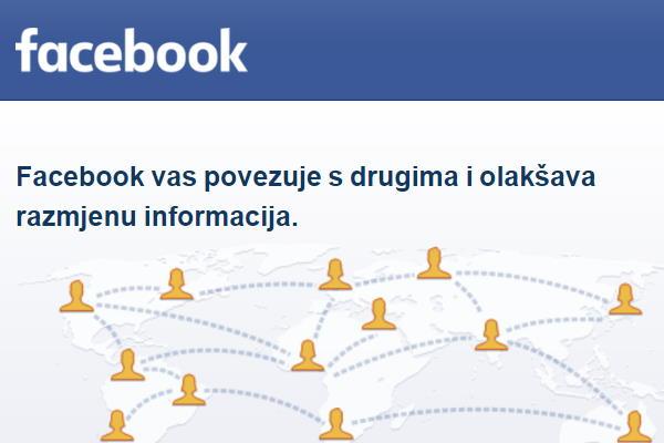 Brisanje prijatelja s Facebooka