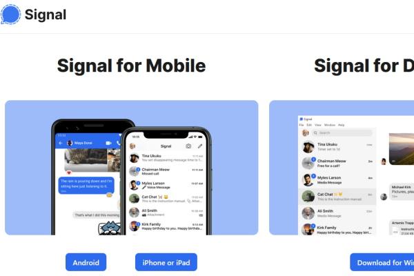 Signal – što je Signal i kako ga koristiti za slanje poruka